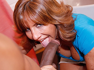 These girls are hungry for a nice warm mouthful