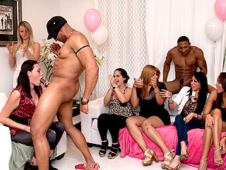 Bachelorette party out of control